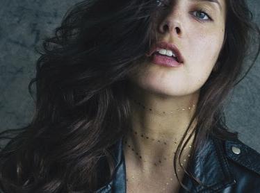 model Danielle van Grondelle