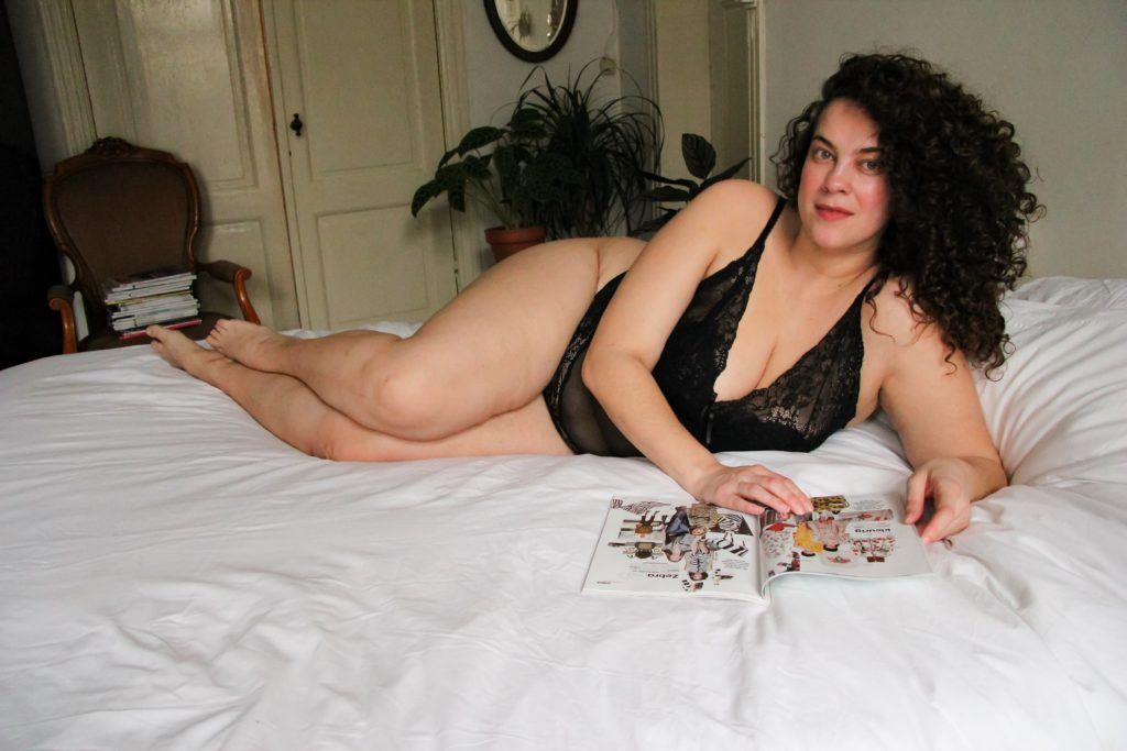 plus size christine le duc