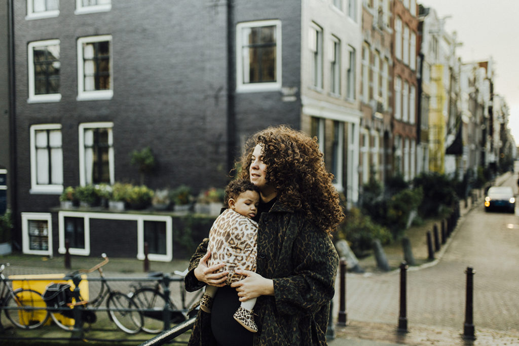 Mijn bevallingsverhaal - Mayra Louise